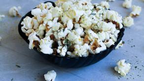 Popcorn with Kombu