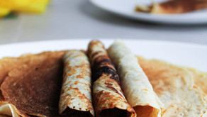 The perfect thin pancakes