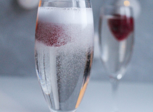 5 healthy cocktails for New Year's Eve