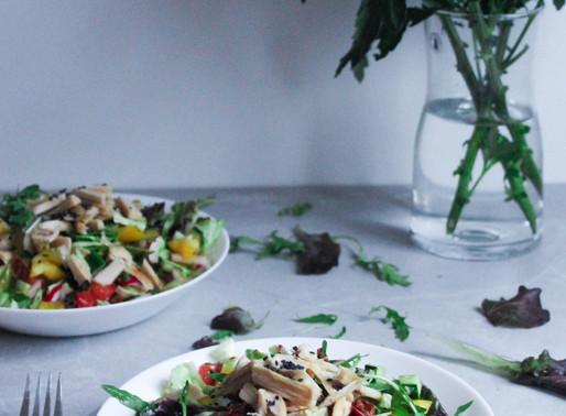 Värskendav filee salat