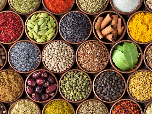 Six essential spices for kitchen that make your life easier.