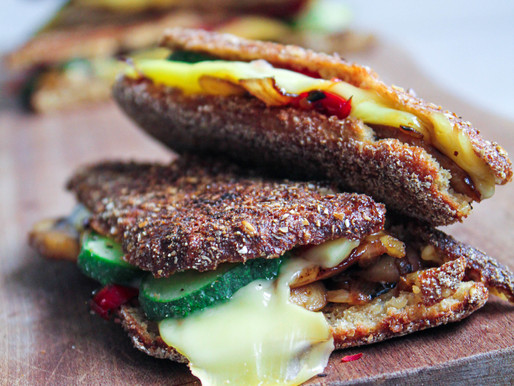 Chili grilled sandwich