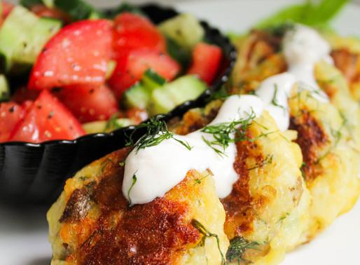 Potatoe cutlets