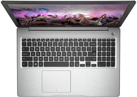 Dell Notebook Inspiron 5570, Windows 10 64Bit, Intel® Core™ i5-8250U, 4GB RAM+ 1