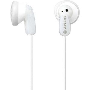 Auricular Sony Fontopia MDR-E9LP Cableado - Auricular - Estéreo - Blanco - Abier