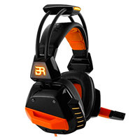 AUDIFONOS BALAM RUSH - ACTECK ON - EAR HEADSET GAMIMG COLOR NEGRO