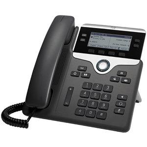 Teléfono IP Cisco 7841 (Requiere licencia no incluída)