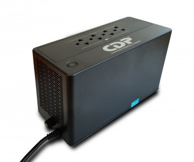 No-Break CDP, 500 VA, 250 W, 4 h, Negro