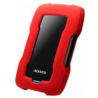 DD EXTERNO 2TB ADATA HD330 2.5 USB 3.1 SLIM CONTRAGOLPES ROJO WINDOWS / MAC / LI