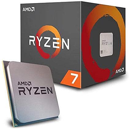 PROCESADOR AMD RYZEN 7 3700X S-AM4 3A GEN. 65W 3.7GHZ TURBO 4.4GHZ 8 NUCLEOS / S