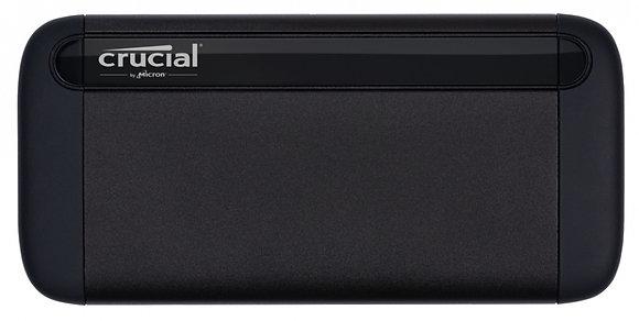 SSD CRUCIAL X8 500GB PORTABLE