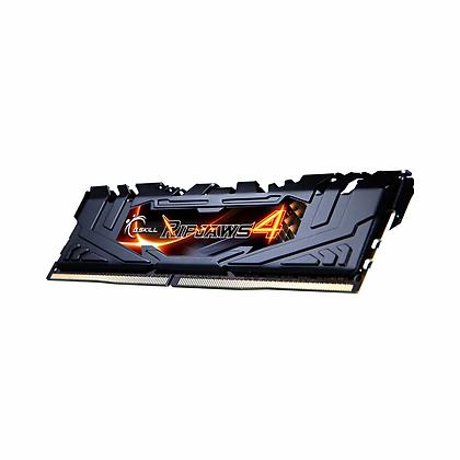 MEM DDR4 GSKILL RIPJAWS 4, 8GB 2400MHZ BLACK