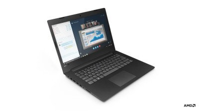 Laptop LENOVO V145, 14 pulgadas, AMD A6, A6-9225, 4 GB, Windows 10 Home, 500 GB