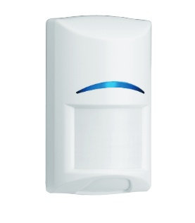 Bosch Sensor de Movimiento PIR de Montaje en Pared ISC-BPR2-WP12, Alámbrico, Ant