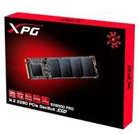 UNIDAD DE ESTADO SOLIDO SSD ADATA XPG SX6000 NVME M.2 2280 1TB M.2 PCIE GEN 3X4