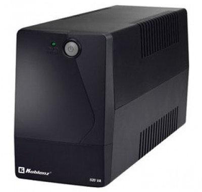 No-Break KOBLENZ 5216 USB/R, 520 VA, 240 W, Negro