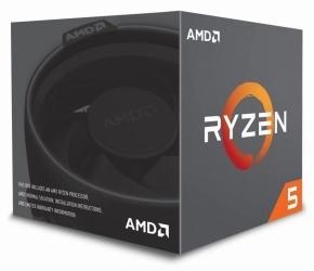 Procesador AMD Ryzen 5 2600 AM4, REQUIERE TARJETA DE VIDEO INDEPENDIENTE