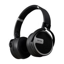 Vorago Audífonos con Micrófono HPB-201, Bluetooth, Inalámbrico/Alámbrico, 3.5mm,