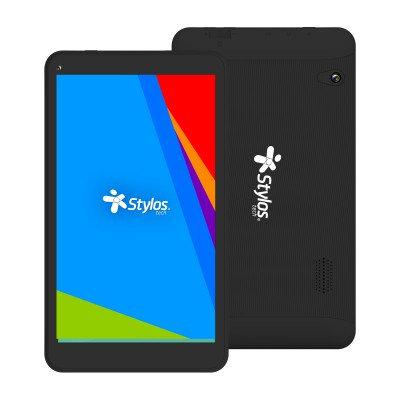 Tableta Stylos STTTA84B, 1 GB, Quad-Core, 7 pulgadas, Android 8.1, 8 GB