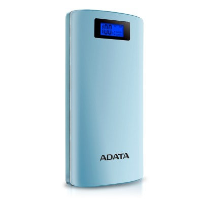 PowerBank ADATA P20000D de 20,000 mAh