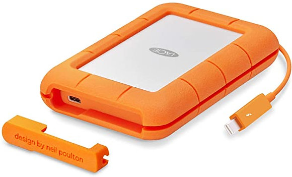 HD USB-C  LACIE RUGGED THUNDERBOLT 1TB