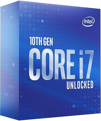 INTEL CORE I7 10700K 8CORE,16MB,3.8GHZ ,1200