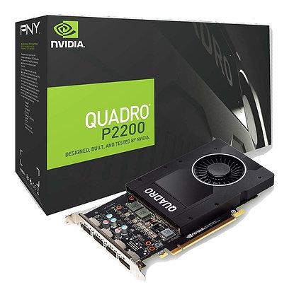 GPU PNY QUADRO P2200 5GB DDR5