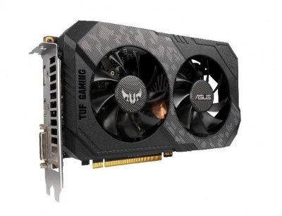 Tarjeta de Video Gaming ASUS ASUS TUF-GTX1660-O6G-GAMING, NVIDIA, GeForce GTX 10