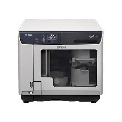 Impresora y replicador EPSON Discproducer PP-100II capacidad 100 discos C11CD370
