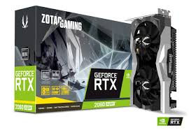 GPU ZOTAC GEFORCE RTX 2060 SUPER MINI 8GB DDR6