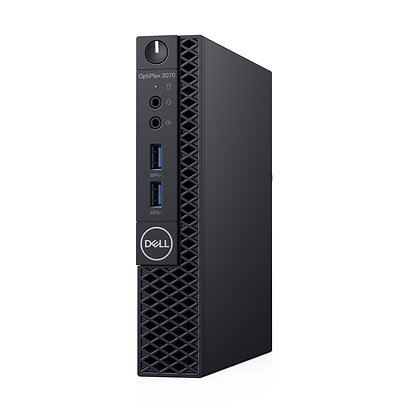 DT OPTIPLEX 3070 MFF CI3-9100T 4G 500G W10P 3WTY + Office Home and Business 2019