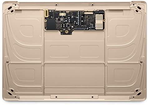 "Laptop Apple 12"" MacBook 12 Retina Core M3 1.2GHz 8GB 256GB SSD OS Sierra Gris E"