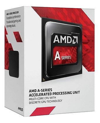 PROCESADOR AMD APU A6-7480 S-FM2 3.5GHZ CACHE 1MB 2CPU CORES / GRAFICOS RADEON 4