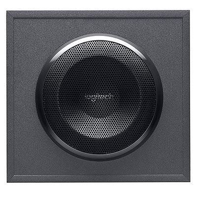 Bocina Logitech Z625 2.1 400W Óptico / 3.5mm Negro 980-001258