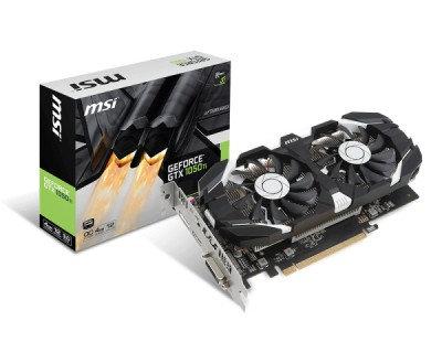 Tarjeta de Video MSI GeForce GTX 1050 Ti 4GT OC, NVIDIA, GeForce GTX, GDDR5, 128