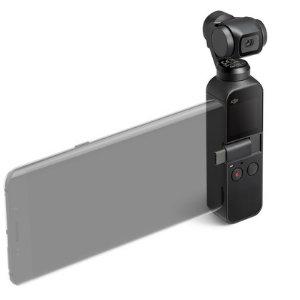 DJI Osmo Pocket cámara portátil con estabilizador en tres ejes mas pequeña e int