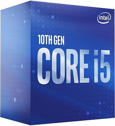INTEL CORE I5 10600K 6 CORE,12MB,4.1 GHZ 1200