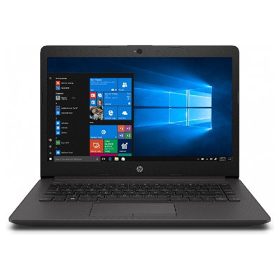 "Laptop 15.6"" HP 245 G7 AMD RYZEN 3 2300U 8GB 1TB W10 Home Negro"