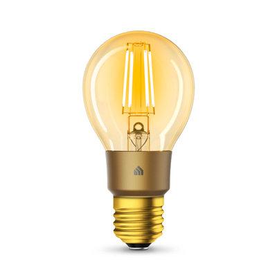 Foco Smart TP-Link LED luz cálida WiFi regulable KL60