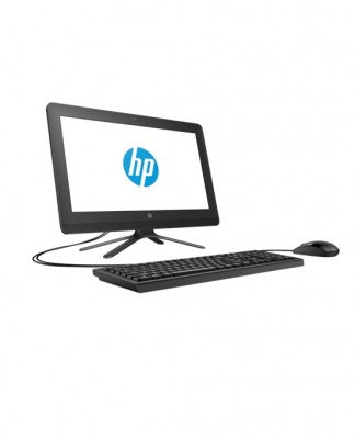 PC de escritorio HP AIO 20-C408LA, Intel Core i3, 4 GB, DDR4, 1000 GB, DVD+RW, W