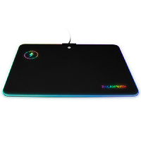 MOUSE PAD GAMER BALAMRUSH-SPECTRUM / ACTECK / AREA DE CARGA INALAMBRICA / RGB SP