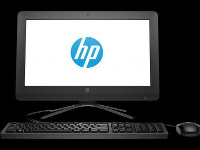All In One HP AIO 205 G3, 19.5 pulgadas, AMD A4, 4 GB, 1 TB, Windows 10 Pro