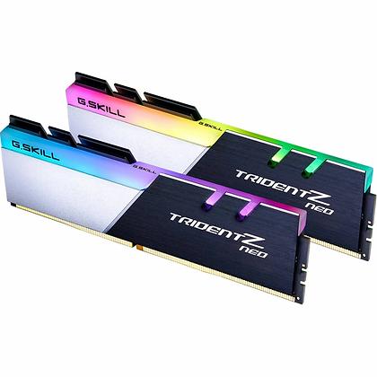 MEM DDR4 GSKILL TRIDENT Z 2X8GB 3200MHZ RGB
