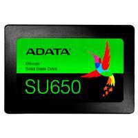 UNIDAD DE ESTADO SOLIDO SSD ADATA SU650 240GB 2.5 SATA3 7MM LECT.520 / ESCR.450M