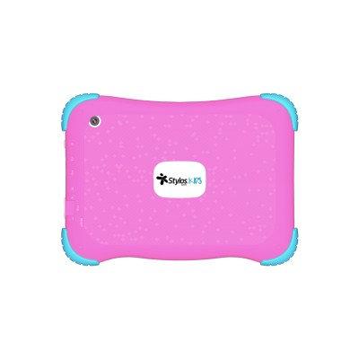 Tablet Stylos TARIS KIDS, 1 GB, Quad-Core, 7 pulgadas, Android 8.0, 8 GB, Rosa