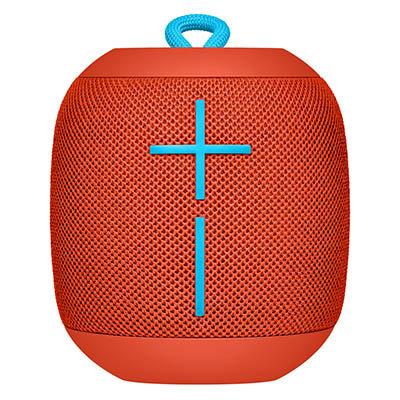 Bocina Portátil Logitech UE WonderBoom 1.0 Recargable Bluetooth Rojo 984-000847