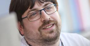 Employee Spotlight – Jon Garton, learning and development coordinator