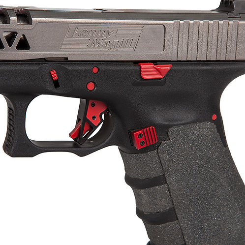Metallic Pin & Extended Controls Kit for Glocks