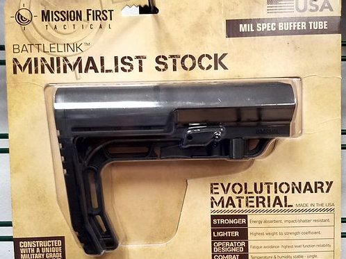 Minimalist AR-15 Collapsible Stock
