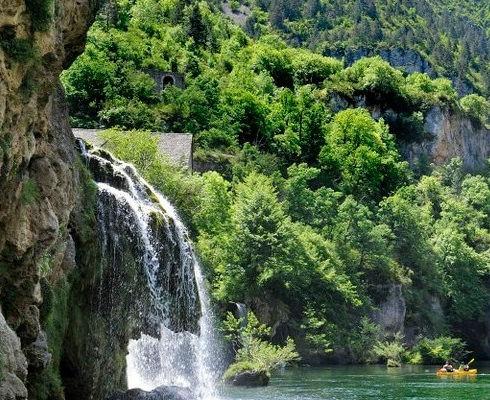 Les2Cabanes Gorges du Tarn
